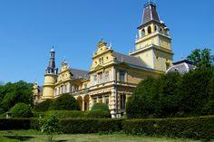 Szabadkígyósi Wenckheim-kastély Gyulához és Békéscsabához közel