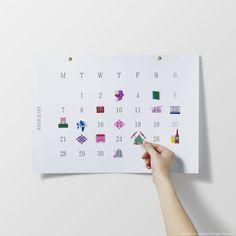 【楽天市場】【D-BROS/川上恵莉子】2015カレンダー joy by day by toy【tokai_1405】【楽ギフ_包装選択】【楽ギフ_のし宛書】【楽ギフ_メッセ入力】【HLS_DU】【RCP】:niguramu