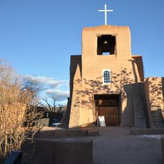 San Miguel Mission in the Barrio Analco, Santa Fe is the oldest church in the USA. Don't miss the beautiful hand-painted Spanish Colonial alter inside.