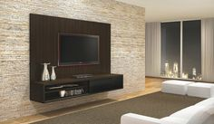 Minimalistic Home Theater Home Theater, Theatre, Home Improvement, Minimalist, Living Room, House Styles, Wall, Contrast, Google Search