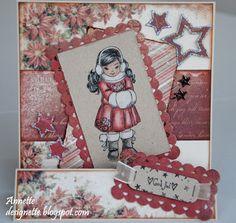 Designette: Christmascard