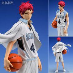 AmiAmi [Character & Hobby Shop]   Kuroko's Basketball Figure Series - Kuroko's Basketball: Seijuro Akashi 1/8 Complete Figure(Tentative Pre-order)