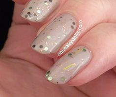 Chloe & Bella Magnolia | Squeaky Nails http://www.squeakynails.com/2015/02/swatch-chloe-bella-magnolia.html