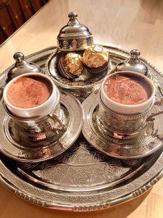 Turkish coffee (Türk kahvesi) ☕️