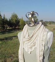 Kriskrafter: Free Knitting Pattern! The Gallatin Scarf