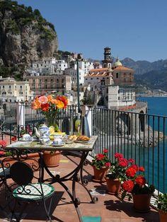 Paradise! Amalfi Coast