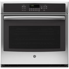 GE JT5000SFSS 30' Stainless Steel Electric Single Wall Oven - Convection ** Find out more about the great product at the image link.