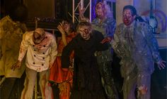 Após sucesso de público, Magic City prorroga Noites de Horror Magic City, Horror, Painting, Art, Water Playground, Art Background, Painting Art, Kunst, Paintings