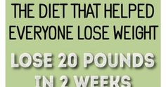 This diet is based on the lemons and in determined mode it makes detoxification of the body, and what's the best thing about it is that in ...