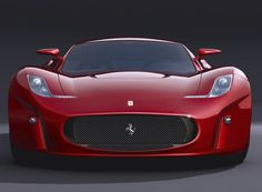 Super, Exotic and Concept Cars - Ferrari - Luca - Concept