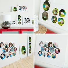 Simple Circles Collages Have Popped Into the Shop!