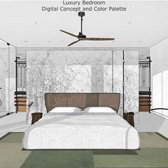 Bedroom design with luxury and minute details in sketchup by flipview design studio. Dm us for customised designs. #bedroom #interiordesign #interior #homedecor #home #bedroomdecor #design #furniture #bed #decor #livingroom #bedroomdesign #interiors #homedesign #decoration #luxury #homesweethome #bedroomideas #architecture #bedroominspo #kitchen #love #bedding #house #art #interiordesigner #inspiration #style #bedroomgoals #bhfyp Bedroom Inspo, Bedroom Decor, House Art, Bedding, Sweet Home, House Design, Interiors, Living Room, Interior Design