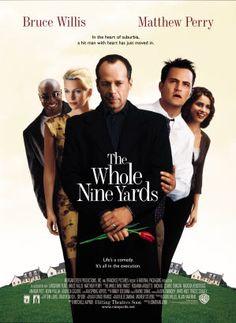 The Whole Nine Yards (2000) Bruce Willis, Matthew Perry, Amanda Peet