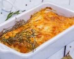 Gratin de pommes de terre, restes de poisson et herbes aromatiques : http://www.fourchette-et-bikini.fr/recettes/recettes-minceur/gratin-de-pommes-de-terre-restes-de-poisson-et-herbes-aromatiques.html