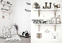 JJ's Room | Kid's Bedroom Furniture | Little Gatherer