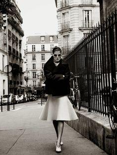 NEW WOMAN Antidote, Fall/Winter 2013 ph. Victor Demarchelier fashion editor: Yann Weber