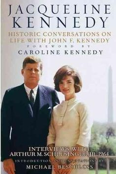 In 1964, Jacqueline Kennedy recorded seven historic interviews about her life with John F. Kennedy. Now, for the first time, they can be heard and read in this deluxe, illustrated book and 8-CD set. S