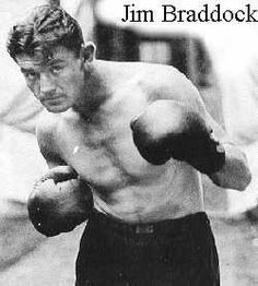 James J. Braddock | ... fights on DVD, sugar ray robinson, carlos monzon, james j braddock