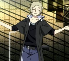 Shuya Kano - Mekukacity Actors (Kagerou Project) - Hoodie. Sleeves. Clickthrough for full cosplay reference guide!