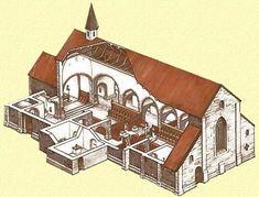 Följ med till medeltidens Alvastra kloster