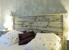 Une tête de lit à faire soi-même pour une chambre déco - CôtéMaison.fr