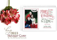 2013 KMP Holiday Card - With Love
