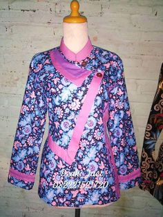 Batik Fashion, Hijab Fashion, African Fashion, Kids Fashion, Womens Fashion, Mode Batik, Blouse Batik, Elegant Dresses For Women, Dressmaker