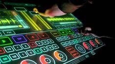 The Future of DJ'ing | Pretty cool digital turn tables / mixer