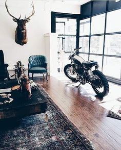 Search Results for garage tools at The Home Depot Living Room Decor, Living Spaces, Industrial Living, Interior Decorating, Interior Design, Home And Deco, My New Room, Interior Architecture, Furniture Design