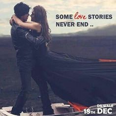 #Dilwale# Bollywood Quotes, Bollywood Couples, Bollywood Actors, Bollywood Celebrities, Dilwale 2015, Shahrukh Khan And Kajol, Husband And Wife Love, No One Loves Me, Indian Movies