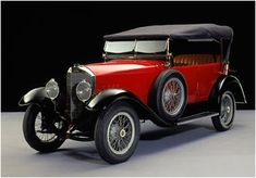 1923 Mercedes Benz PS - My old classic car collection Mercedes Benz Germany, Mercedes Benz Autos, Mercedes Benz Cars, Maserati, Super Fast Cars, Daimler Benz, Audi, Classic Mercedes, Old Classic Cars