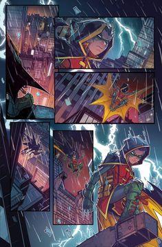 Robin/Damian Wayne