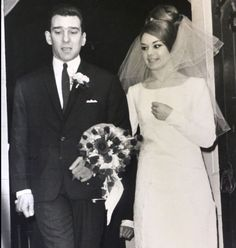 A diary written by Frances Kray about her life with Reggie (pictured above on their wedding day) has recently comes to light and tells an unhappy tale of their relationship