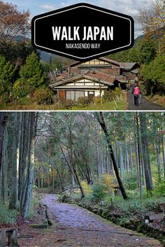 Walk Japan video hiking the Nakasendo Way
