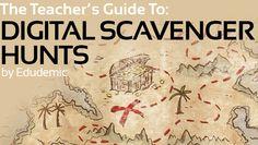 Digital Scavenger Hunts by Edudemic