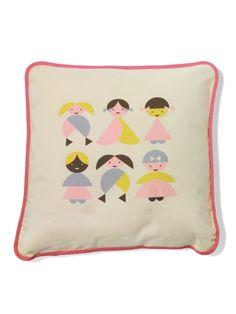 Frida Colette / cushion / lavmi