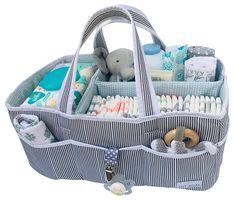 Diaper Caddy, Baby Diaper Bags, Nursery Storage Baskets, Tote Organization, Baby Stuff Organization, Baby Necessities, Baby Girl Essentials, Newborn Essentials, Baby Boy Or Girl