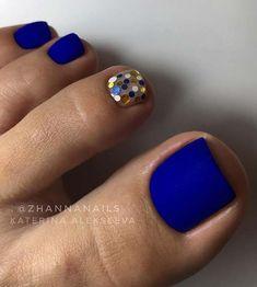 Nail Designs Toenails, Gel Toe Nails, Simple Toe Nails, Toenail Art Designs, Pretty Toe Nails, Cute Toe Nails, Summer Toe Nails, Toe Nail Art, Nails Design