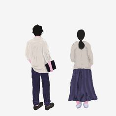 Folded Arms, Girl Couple, Couple Cartoon, Clipart Images, White Outfits, Prints For Sale, Breakup, How To Draw Hands, Handsome