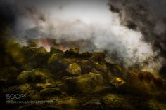 Earth breathing out by neupeters