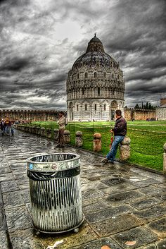 Pisa, Italy 1 - HDR