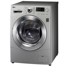 $1529- @ Home Depot. 2.3 cu. ft. Washer and Electric Dryer in Silver-WM3455HS at The Home Depot