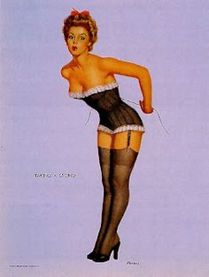 Pinup Tales: Tighten Up, Part II: Your First Corset