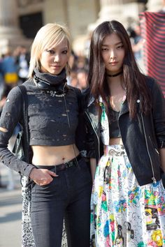 Paris Street Style Spring 2015 - Best Street Style Paris Fashion Week