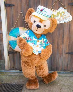 Duffy The Disney Bear, Disney Parks Blog, Kawaii Wallpaper, Mickey And Friends, Disney Stuff, Teddy Bears, Disneyland, Costumes, Toys