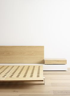 Gordon Johnson — Bed and bedside drawer by Gordon Johnson. Photo by… Gordon Johnson — … Plywood Furniture, Custom Furniture, Bedroom Furniture, Furniture Design, Luxury Furniture, Plywood Floors, Furniture Buyers, Furniture Websites, Furniture Market