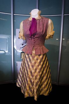 One of Judy Garlands frocks for Easter Parade (movie with Fred Astaire set in the 1910s)