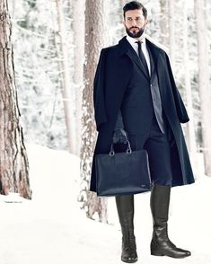 Winter gentleman