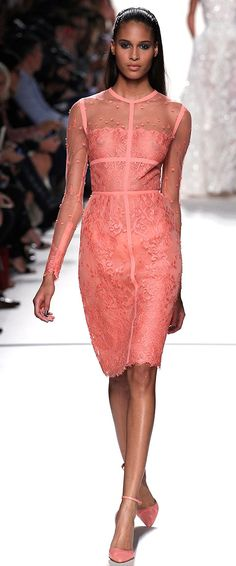 Elie Saab Spring 2014 Ready To Wear Collection