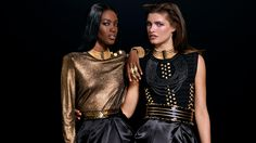 The Full Balmain x H&M Look Book Is Here. The highly anticipated collection will even include a fragrance.